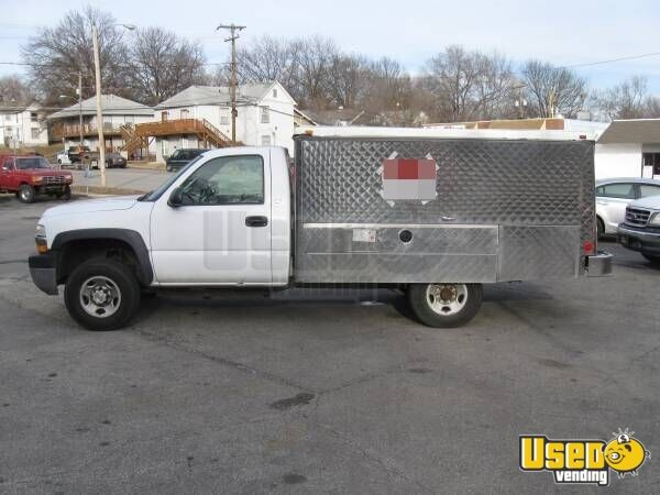 Used Food Truck For Sale Kansas