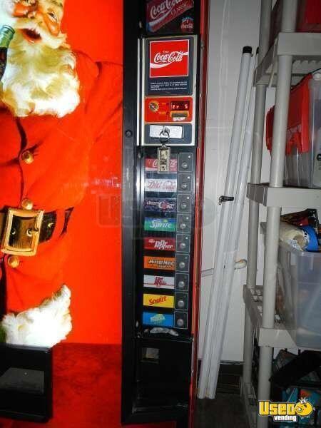 Coca Cola Fridge >> Coke Vending Machine - Coca Cola Machine - Electronic Soda ...