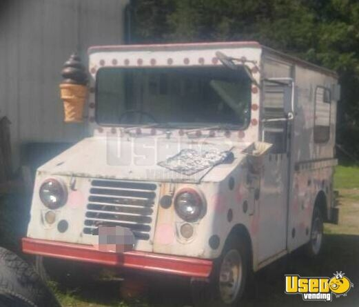 Ice Cream Trucks For Sale >> Details About Ford Ice Cream Truck For Sale In Washington