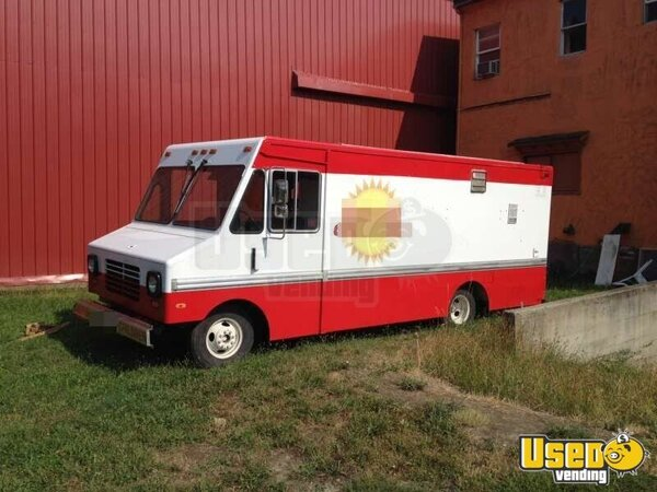 washington solar powered food truck ice cream truck for sale. Black Bedroom Furniture Sets. Home Design Ideas