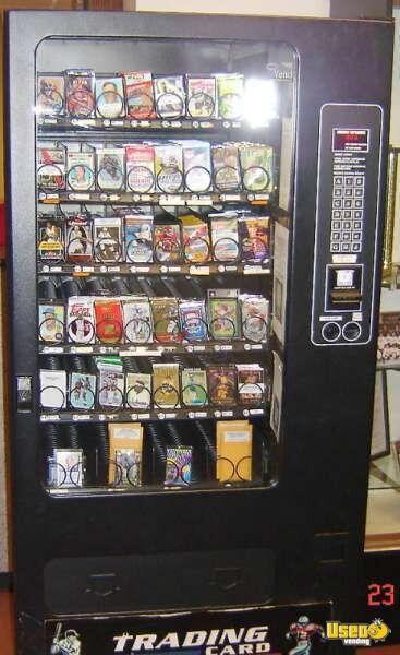 Man Cave Vending Machine : Blowout cards forums view single post vending machine
