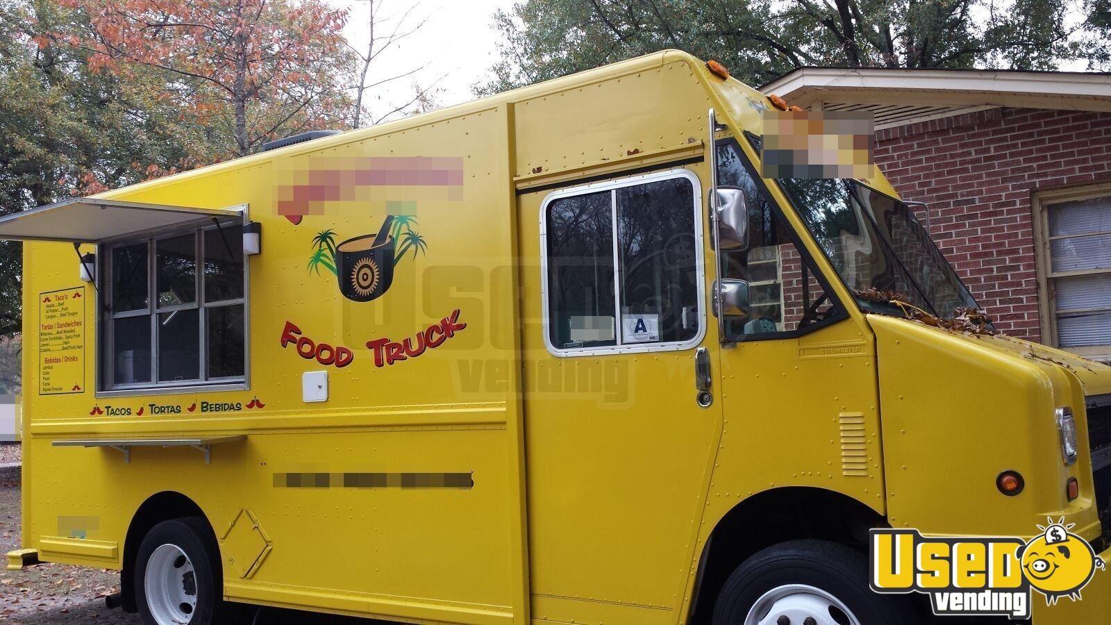 used freightliner food truck for sale in south carolina mobile kitchen. Black Bedroom Furniture Sets. Home Design Ideas