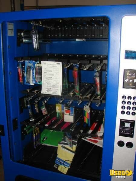 2010 Apex - Skyhook - 3535 Other Snack Vending Machine 5 Texas for Sale - 5