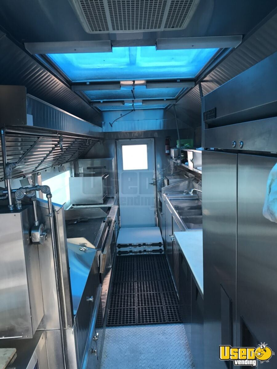 GMC Mobile Kitchen Food Truck for Sale in Illinois - 13