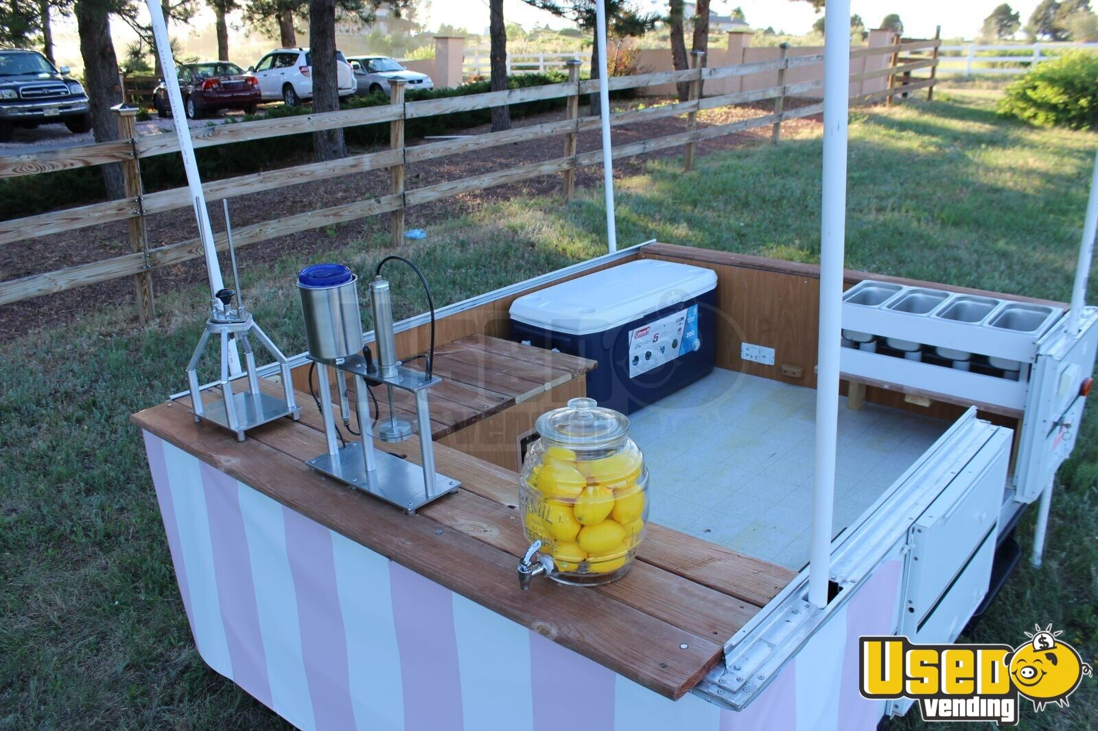 Pop-Up Lemonade Stand / Cart for Sale in Colorado!!!