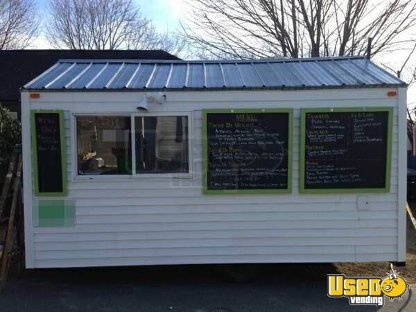 Vending Machines Near Me >> For Sale Concession Trailer in Maine | Mobile Kitchen