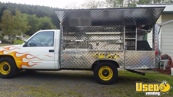 Chevy Lunch/Canteen Truck for Sale in Washington!!!