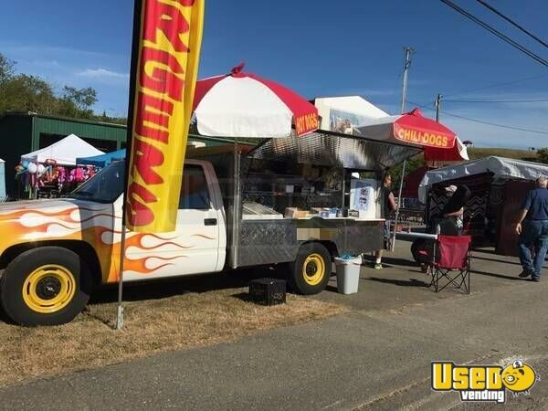 Chevy Lunch/Canteen Truck for Sale in Washington - 2