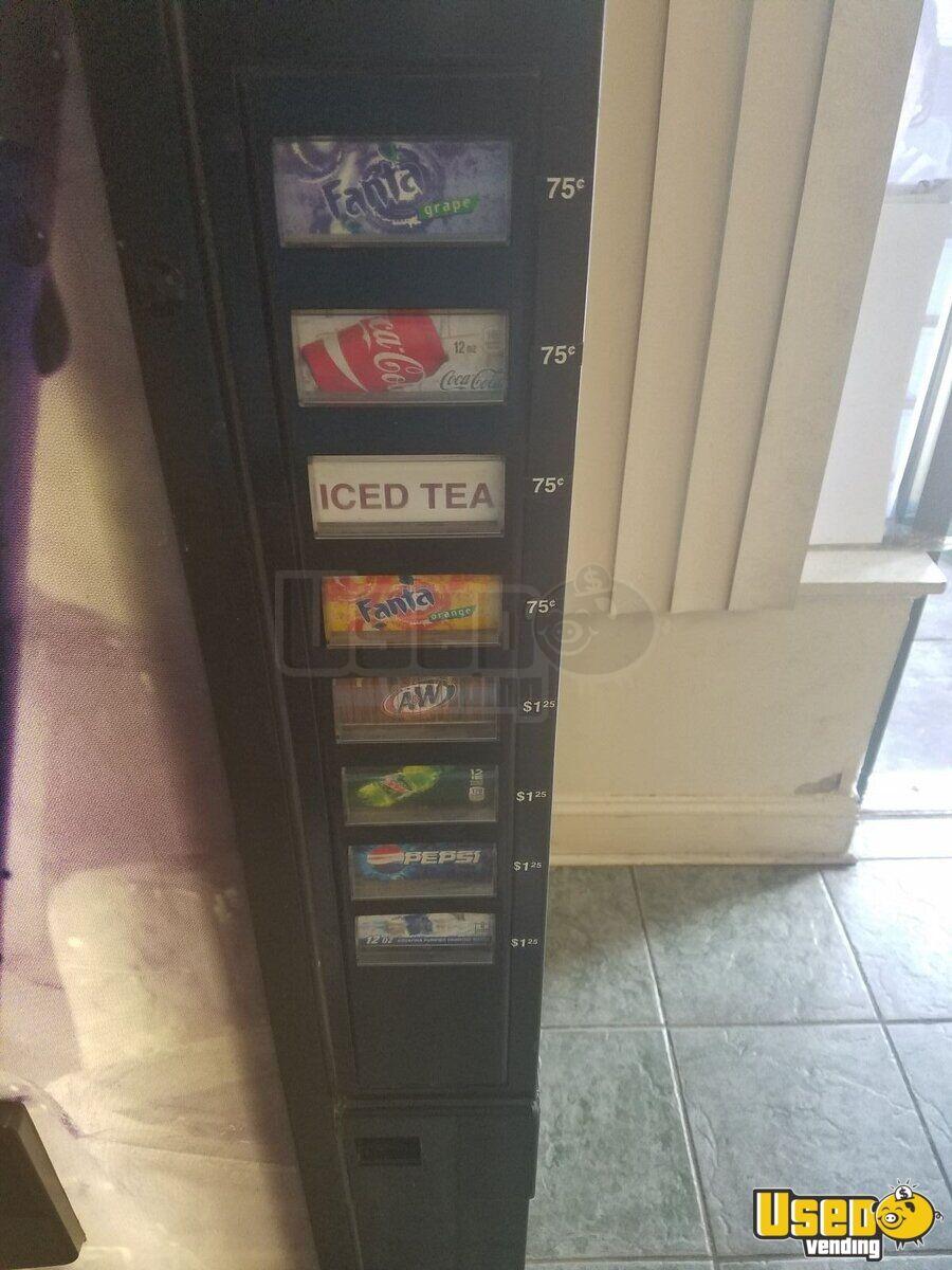 refurbished vending machine sales