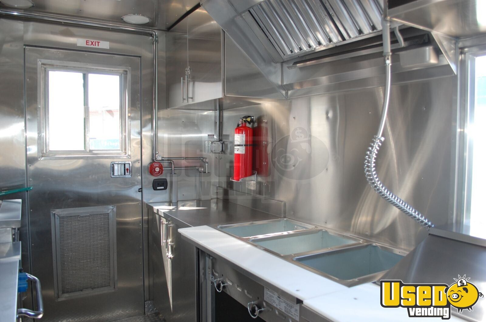 Isuzu Food Truck For Sale Indiana Loaded Mobile Kitchen