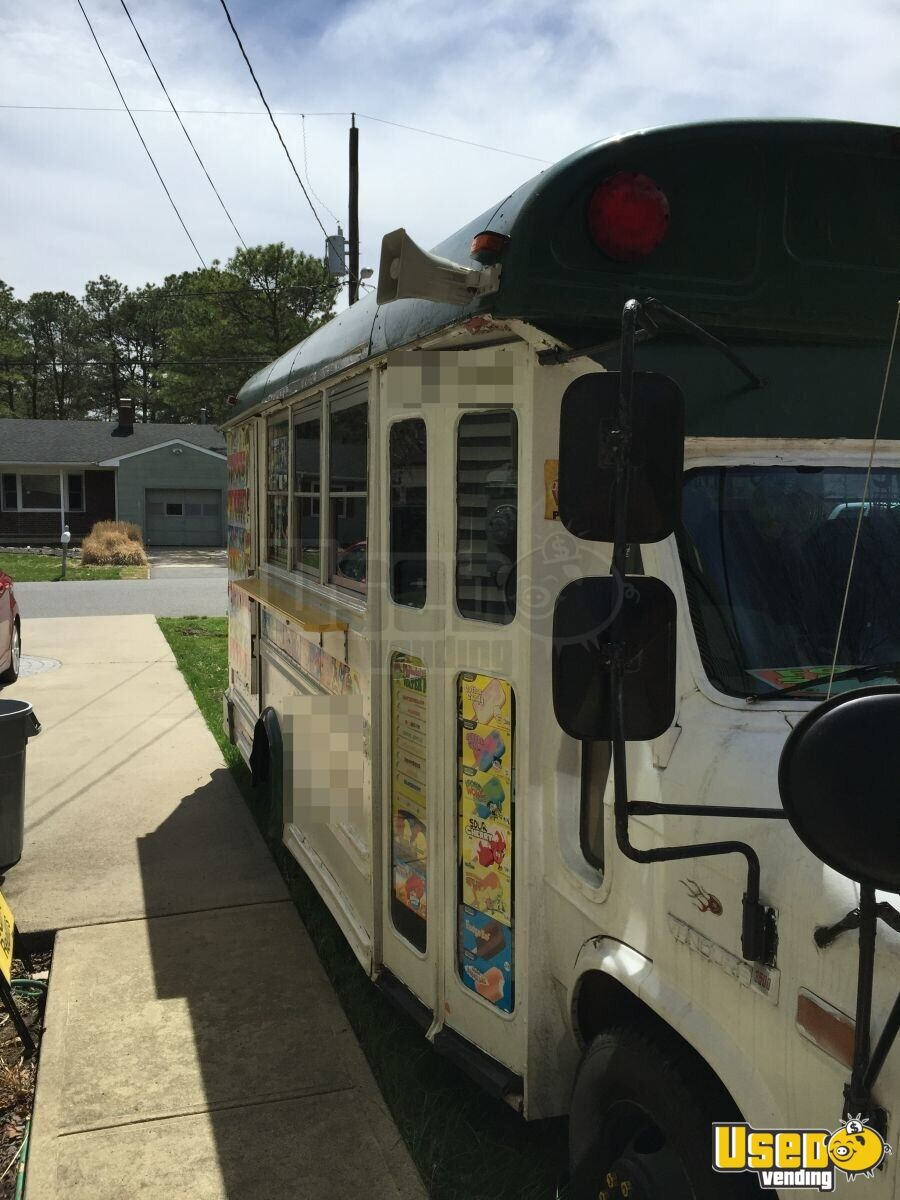 Turnkey Gmc Ice Cream Truck In New Jersey For Sale Used