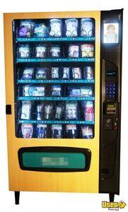 Crane 455 Frozen Cold Food Machine Vending Machine For