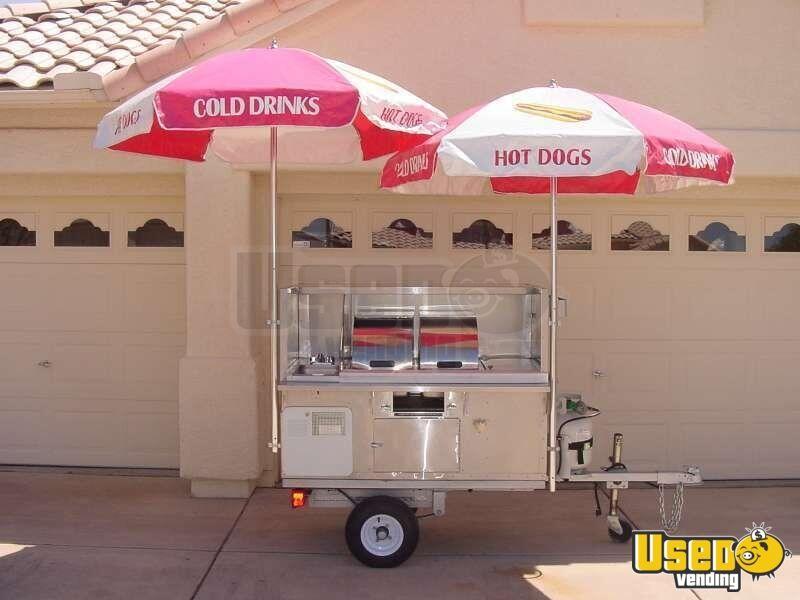 Victor Hot Dog Carts - Used Hot Dog Cart - 89 5