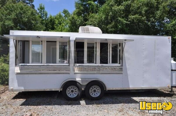 20 custom mobile kitchen concession trailer for sale in