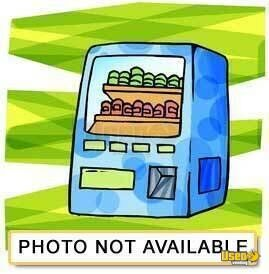 2003 Seaga Hf2500 Seaga Vending Combo Ontario for Sale