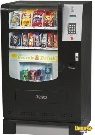 Electrical Snack Amp Soda Vending Machines Genesis