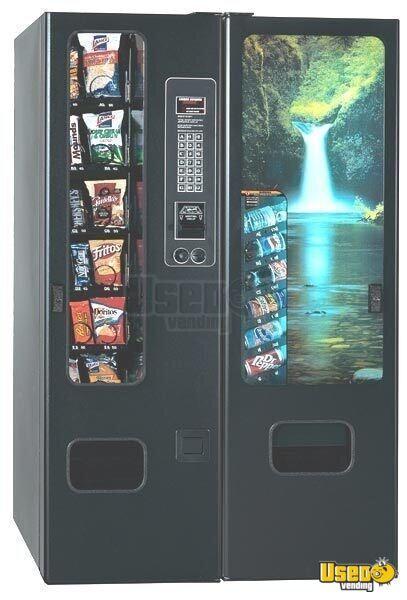 Electrical Snack Amp Soda Vending Machines Vend Net 3120