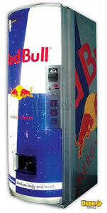 Red Bull Vending Machines by Royal Vendors