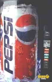 pepsi soda machine