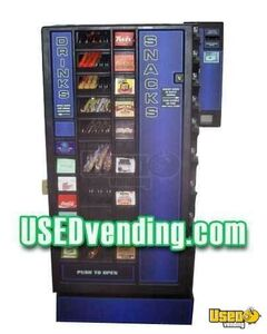 Antares Refreshment Center Vending Machines with Changers for Sale California!!!