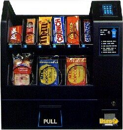 Electrical Snack Amp Soda Vending Machines The Wittern