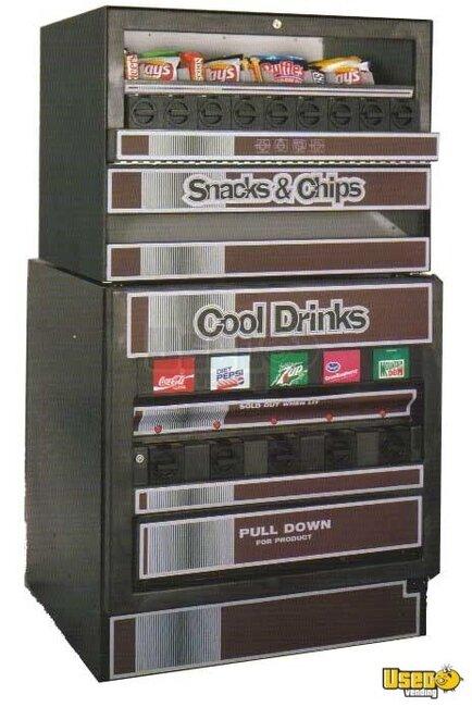 Mechanical Vending Machine Combos Edina Ucr5 125
