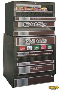Edina 9&5 combo vending machine combo