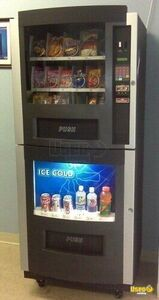 2010- RS 800/850 Combo Snack & Soda Vending Machine for Sale in California!