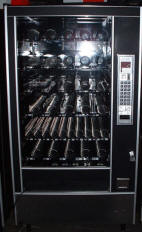 Refurbished Snack Vending Machines